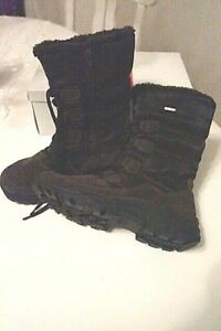 ROHDE SYMPA TEX Damen SUPER Boots Winter Stiefel!Gefüttert