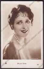 BILLIE DOVE 10 Lillian Bohny ATTRICE ACTRESS CINEMA MOVIE STAR Cartolina FOTOGR.