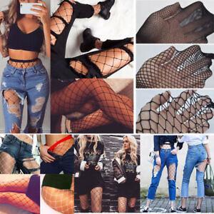 745ccbe9a295ea Fashion Women's Mesh Net Fishnet Stockings Pantyhose High Waist ...