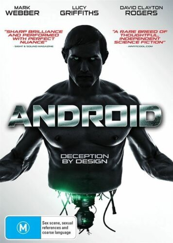 1 of 1 - Android (DVD, 2017) Sci-Fi & Fantasy [Region 4] NEW/SEALED