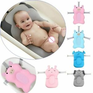 Baby-Bath-Tub-Pad-Newborn-Shower-Pillow-Infant-Cushion-Safety-Bathtub-Lounger