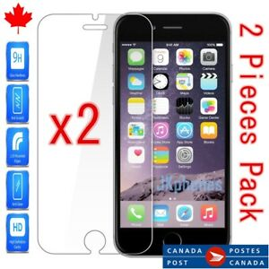 Tempered-Glass-Screen-Protector-For-iPhone-6-amp-iPhone-6S-4-7-034-2-Pieces