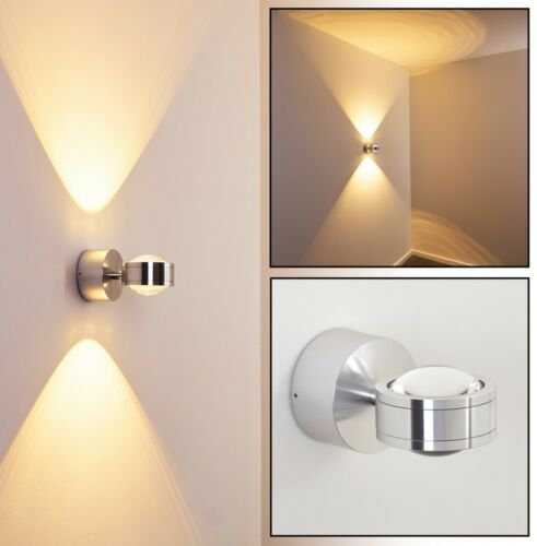 Design LED Wand Strahler Up Down Wohn Schlaf Zimmer Leuchten Flur Dielen Lampen