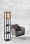62-5-Inch-Tall-Floor-Lamp-White-150-Watt-Adesso-3138-01-Wright-Pine-Wood-Storage