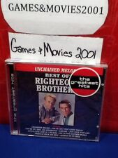 Unchained Melody [Curb] by The Righteous Brothers (CD, Oct-1990, Curb)
