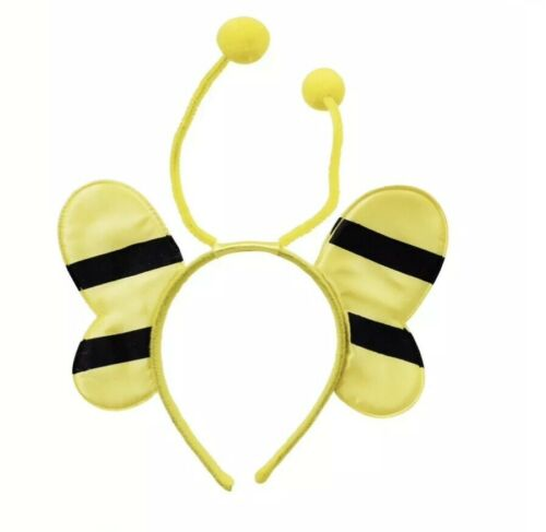 Details about  /Toddler Girls Bumblebee Costume