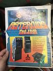 Atari ASTEROIDS DELUXE Arcade Video Game flyer- original lamanted