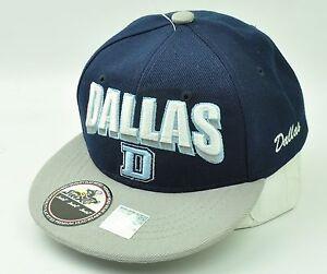 Dallas Texas Jinx Mens Snapback Hat Cap Grey Flat Bill Constructed ... 8b8ec983fe6a
