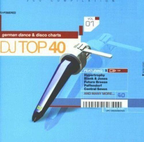 DJ Top 40 Vol. 01 (1999) | 2 CD | Mosquito Headz, Futura, Celvin Rotane, Weic...