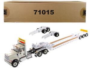 International-HX520-Tractor-w-XL120-Lowboy-Trailer-1-50-DIecast-Model-71015
