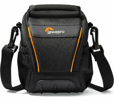 LOWEPRO Adventura SH100 ll Compact System Camera Bag - Black - Currys