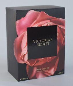 NEW-VICTORIA-039-S-SECRET-ROSE-VIOLET-EAU-DE-PARFUM-PERFUME-BODY-SPRAY-MIST-3-4-OZ