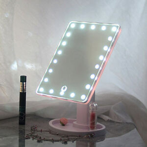 Pro Vanity LED Lights Mirror Touch Screen Countertop ...