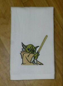 """Star Wars /""""Yoda/""""  Embroidered Kitchen set"""