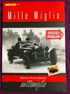 FOLDER-2009-MILLE-MIGLIA-VALORE-FACCIALE-15-00-RARO