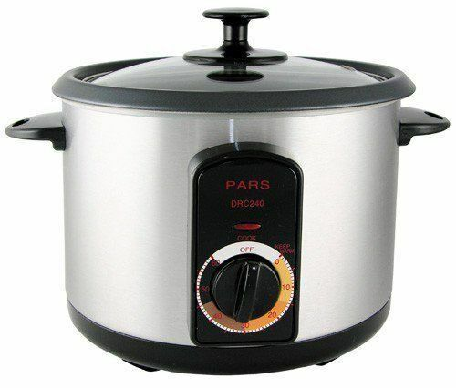5 CUPS Imperial Persian Rice Cooker Automatic