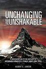 Unchanging and Unshakable by Albert E Jansen (Paperback / softback, 2013)