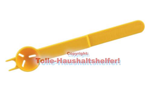 Tupperware® Küchenhelfer Piekser Hänge-Löffel Gurken Oliven Teufelchen NEU+OVP