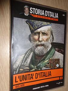 DVD-N-1-STORIA-DE-ITALIA-POR-JUAN-MINOLI-LA-039-UNIDO-039-DE-ITALIA-1815-1870