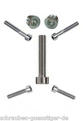 Cylindre vis DIN 912-12.9 Blank m8 tête cylindrique