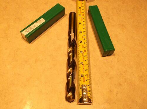 """11//16/"""" Precision Twist Drill 010344 HCO BRONZE OXIDE Cobalt Jobber Length"""