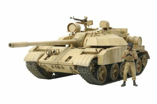 TAMIYA 1 35 Iraqi Tank T-55 Enigma Model Kit NEW from Japan