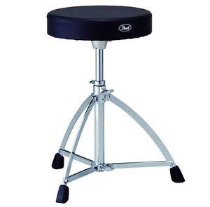 Pearl-D-730S-Drumhocker-Drummersitz-Drum-Throne