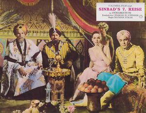 Sindbads-siebte-Reise-Filmfoto-039-68-Ray-Harryhausen-Kerwin-Mathews