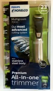 Philips-Norelco-MG7750-49-Multi-groomer-Beard-Body-Men-039-s-Shaver-7000-Series