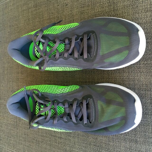 Nike Revolution 3 III Grey Green Mens
