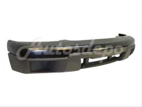 For 2004-2012 COLORADO CANYON FRONT STEEL BUMPER IMPACT BAR LOWER  W//O FOG HOLE