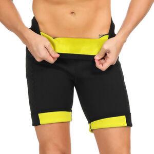 074f769116 Image is loading Men-Women-Sports-Thermo-Neoprene-Tummy-Control-Body-