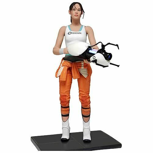 Portal Chell Limited Edition 7-Inch Action Figure