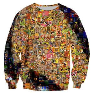 3D print Dragon Ball Z Anime Hoodie Men Women Hoodies Casual Pullover Sweatshirt