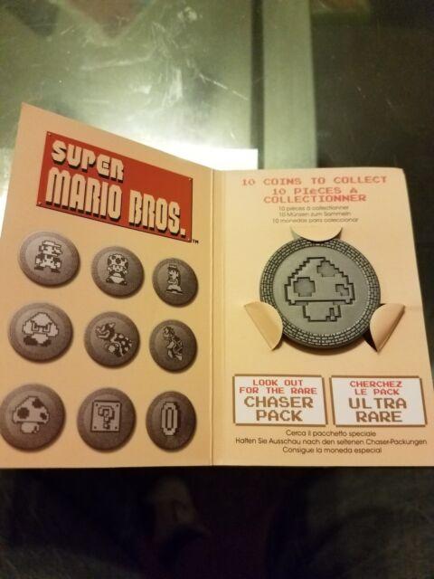 thinkgeek super mario coins