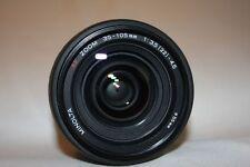 Minolta AF Zoom 35-105mm 1:3.5(22)-4.5 Camera Lens for Sony A / Minolta DSLR