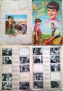 Album-Figurine-034-Marcellino-Pane-e-vino-034-Ed-Lampo-1956