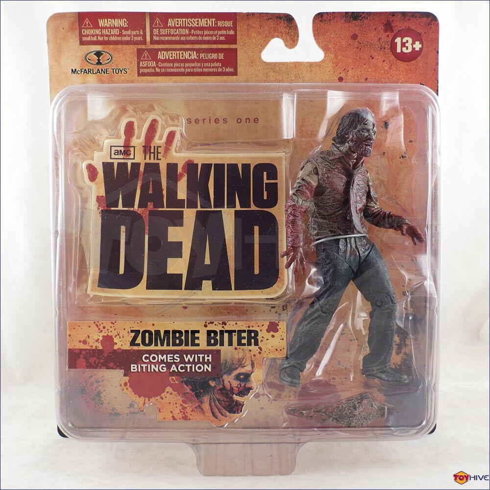 Todos los productos obtienen hasta un 34% de descuento. The Walking Dead Zombie Zombie Zombie te muerde serie 1 acción figura AMC TV por Juguetes Mcfarlane  muy popular
