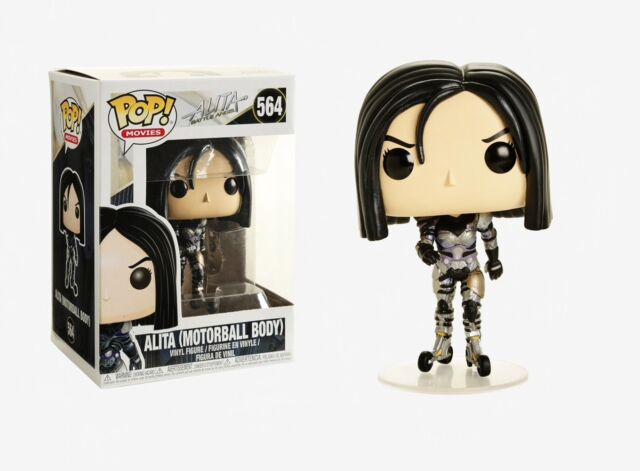 Doll Brand New In Box POP Movies: Alita Battle Angel S1-Alita Funko