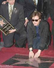 Paul McCartney Hollywood Walk Of Fame Beatles 8x10 Photo 095