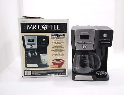 Mr Coffee Bvmc Dmx85 12 Cup Programmable Coffeemaker Hot Water Dispenser For Sale Online Ebay