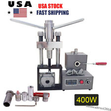 Dental Flexible Denture Machine Injection Heater Unit System Lab Equipment 400w