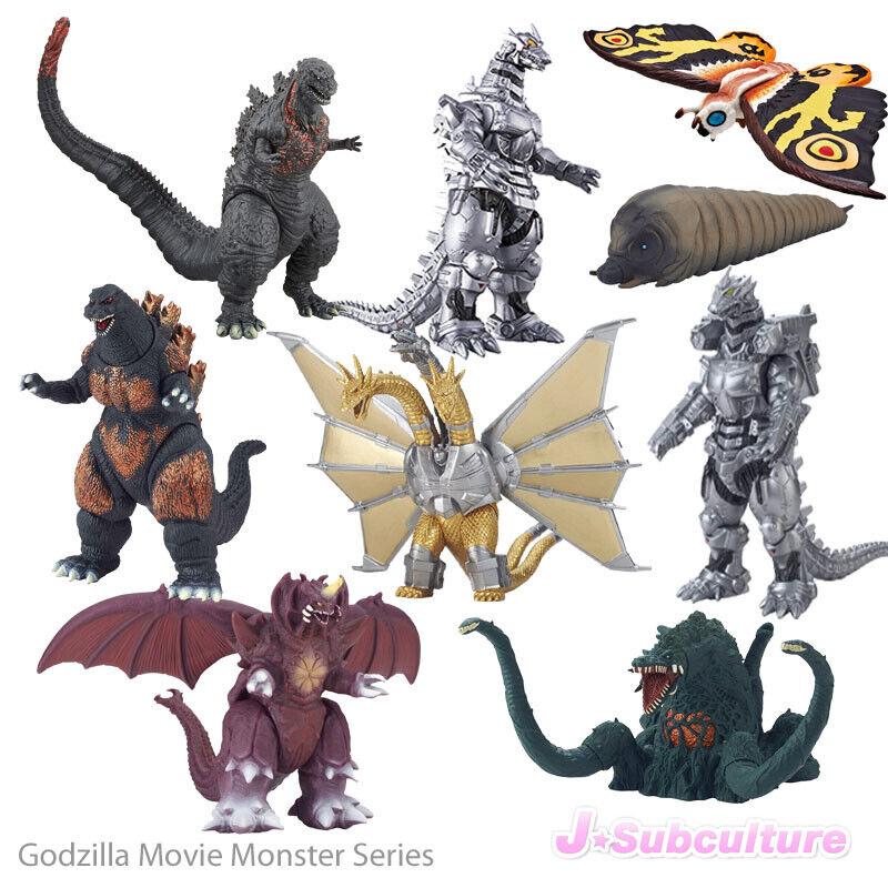 Godzilla 2016  Mechagodzilla  Destgoldyah  Mecha King Ghidorah  Mothra