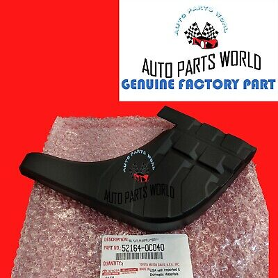 NEW AFTERMARKET PARTS for 2007-2013 Toyota Tundra Rear Step Bumper Top Extension Pad Lh TO1196100