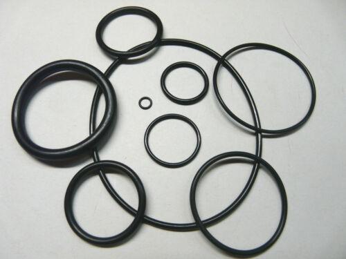 Dichtring  innen Ø 10,5 mm x 2,7 mm Schnurstärke O-ring NBR 70 !!