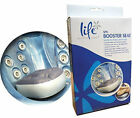 Inflatable Life Booster Seat Hot Tub Spa Cushion Ideal for Adults or Kids