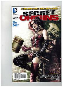 SECRET-ORIGINS-4-1st-Printing-Harley-Quinn-2014-DC-Comics