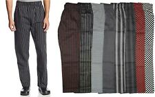 Chef Code Baggy Chef Pants With Zipper Fly Cc224
