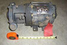 1x1 14 Bronze Us Navy Wwii Centrifugal Pump Water Allis Chalmers 14 Hp 440v