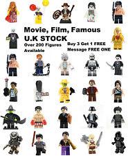 Movie Film Horror Minifigure Lego & Custo Minifigures Mini Figure BUY 3 & 1 FREE